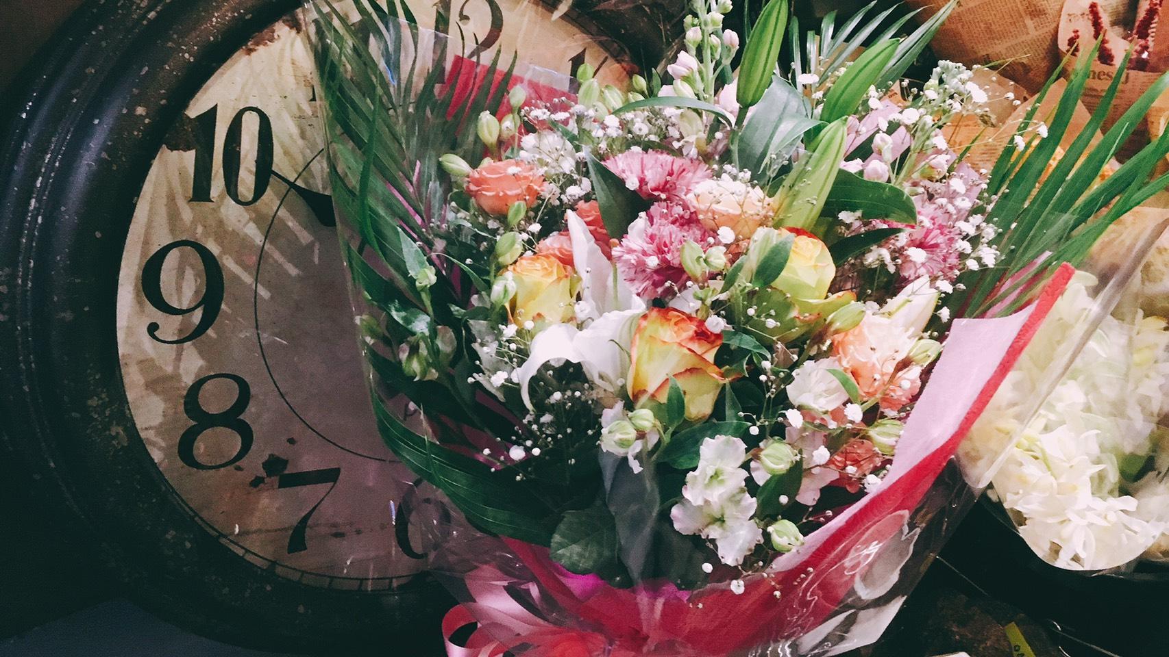 8000円花束