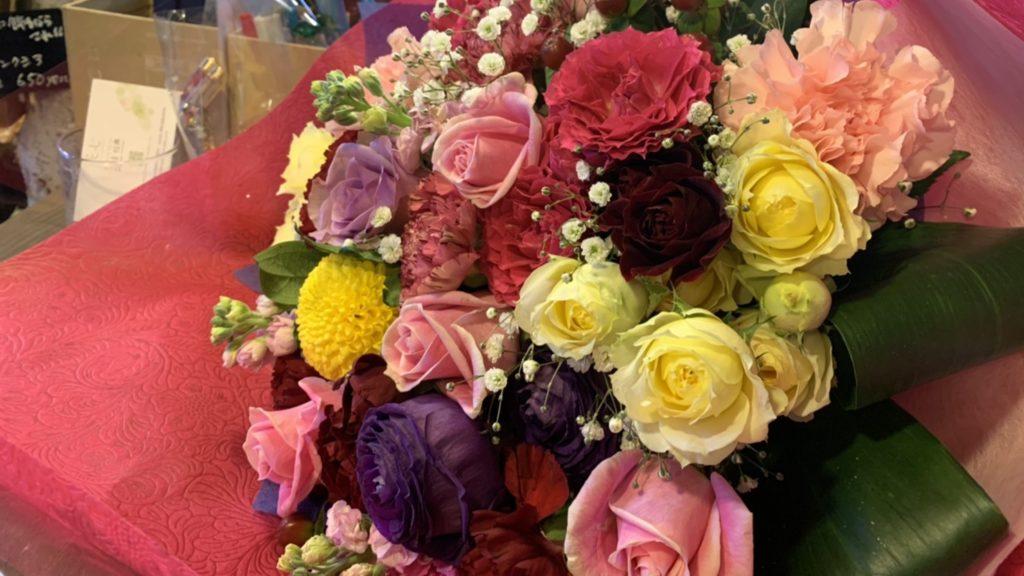 7500円花束